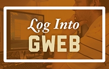 Graphical link to log into GWeb portal